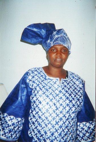 Mandomi Titus Wife